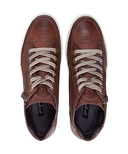 Paul Green Hochschaft-Sneaker in braun-mittel GÖRTZ kaufen - 44786109 | GÖRTZ braun-mittel 2e213a