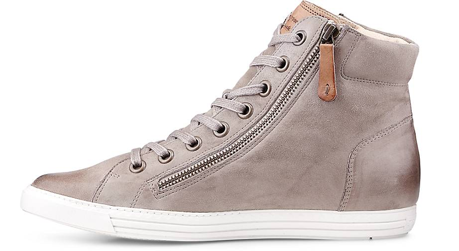 Paul Green Hochschaft-Sneaker in taupe kaufen - 41959218 | Schuhe GÖRTZ Gute Qualität beliebte Schuhe | c3a148