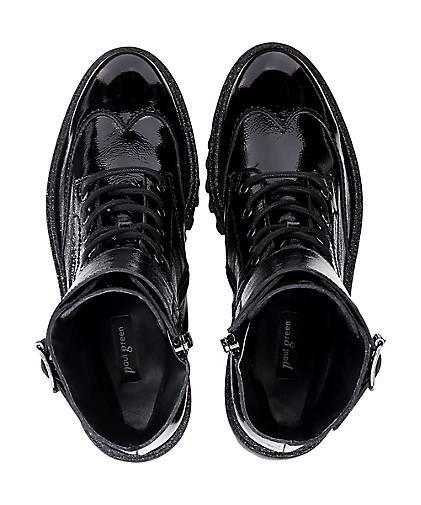 Paul Green - Lack-Boots in schwarz kaufen - Green 46883901 | GÖRTZ 8a66ef