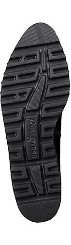 Paul Green - Lack-Schnürschuh in schwarz kaufen - Green 44781301 | GÖRTZ a547ca