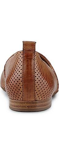 Paul Green Leder-Slipper in braun-mittel GÖRTZ kaufen - 46346701 | GÖRTZ braun-mittel abc546