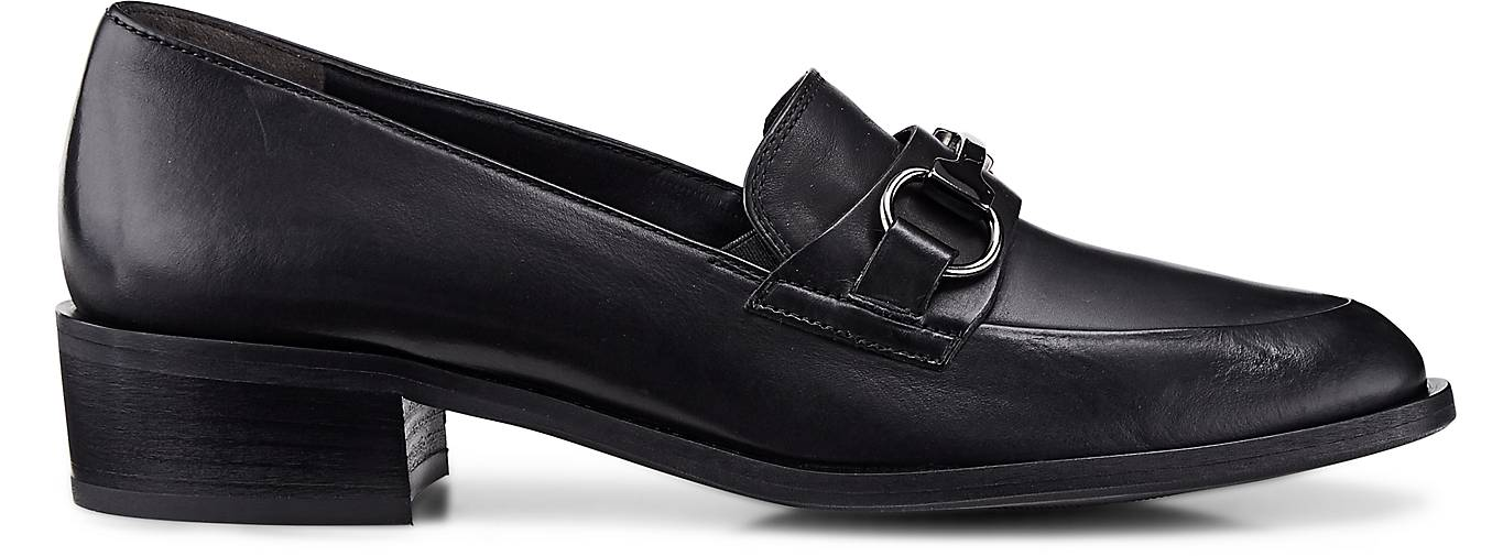 Paul Green Leder-Slipper 46882301 in schwarz kaufen - 46882301 Leder-Slipper | GÖRTZ 15dcc9