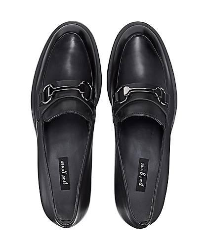 Paul Green Leder-Slipper 46882301 in schwarz kaufen - 46882301 Leder-Slipper | GÖRTZ 15dcc9