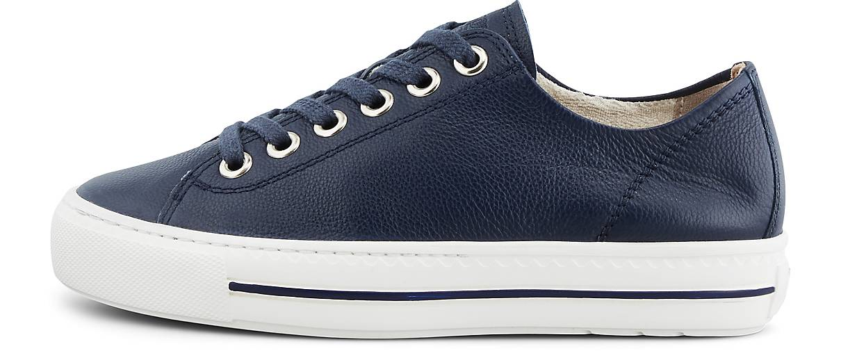 Paul Green Leder-Sneaker