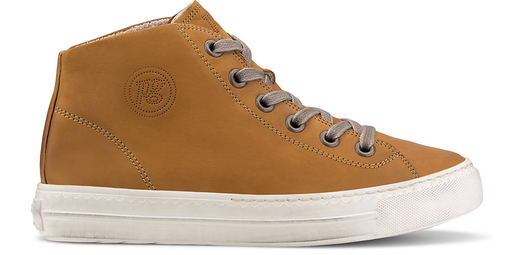 cheap for discount 21ece 2809c Leder-Sneaker
