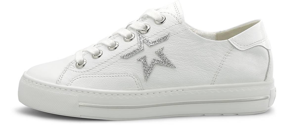 Paul Green Leder-Sneaker