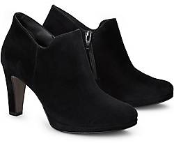 Paul Green Nubuk-Ankle-Boots