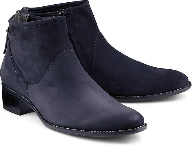 Paul Green Nubuk-Boots 46885101 in blau-dunkel kaufen - 46885101 Nubuk-Boots | GÖRTZ 6a3afe