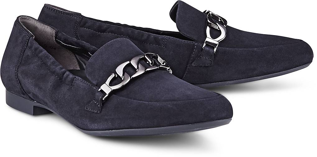 Paul Green Nubuk-Loafer
