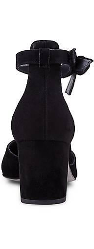 Paul Green Nubuk-Pumps in schwarz schwarz schwarz kaufen - 45558203 | GÖRTZ 9296d3