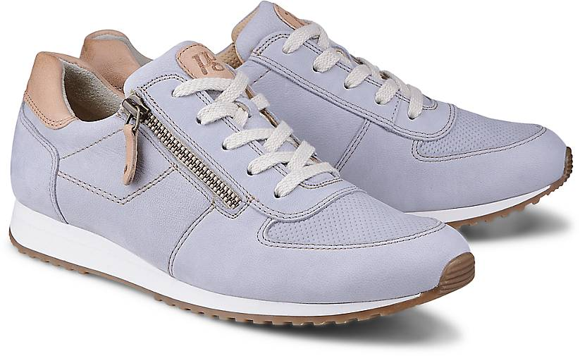 Paul Green Nubuk-Sneaker