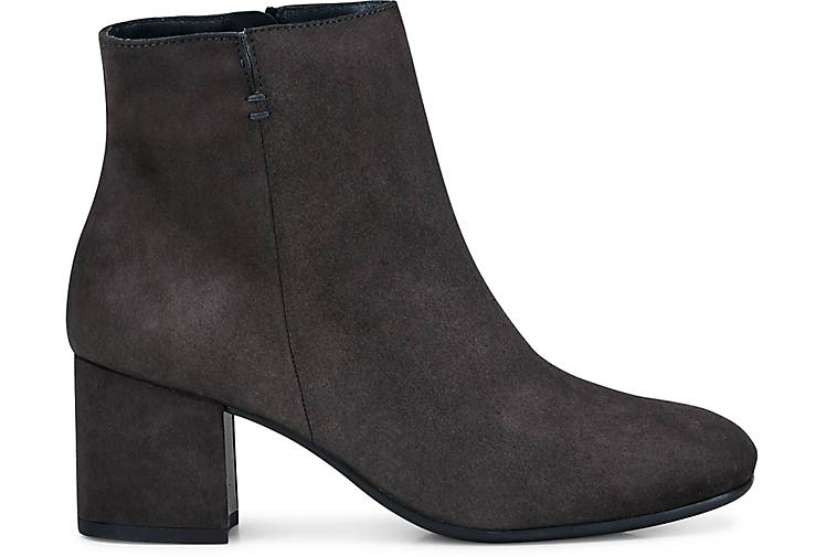 Paul Grün Nubuk-Stiefelette in grau-dunkel grau-dunkel grau-dunkel kaufen - 45850601 | GÖRTZ Gute Qualität beliebte Schuhe 0659d9