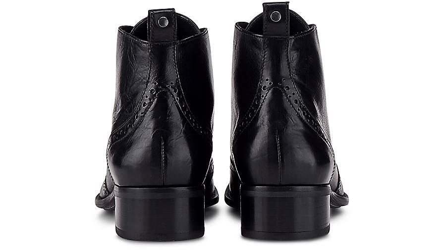 Paul Green Schnür-Stiefelette in schwarz schwarz schwarz kaufen - 46883301 | GÖRTZ 88fd45