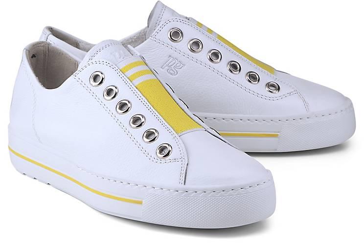 Slip Sneaker Kaufen 48579402Görtz Paul In On Weiß Green FJl1cKT