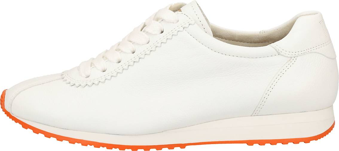 Paul Green Sneaker Schuhe Schnürschuhe Turnschuhe bordo Lack