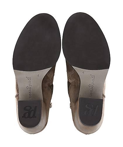 Paul Green Stiefelette in taupe kaufen Gute - 47810401 | GÖRTZ Gute kaufen Qualität beliebte Schuhe fa1ec7