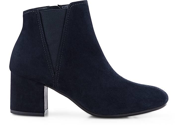 Paul Grün Trend-Stiefelette in blau-dunkel kaufen kaufen kaufen - 47802802 GÖRTZ Gute Qualität beliebte Schuhe 90d0eb