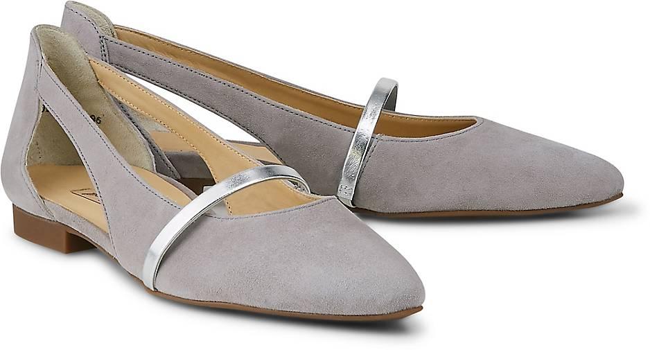 quality design 10423 89e43 Velours-Ballerina