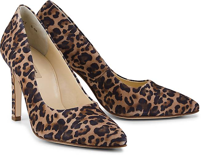 Paul Green Velours-Pumps