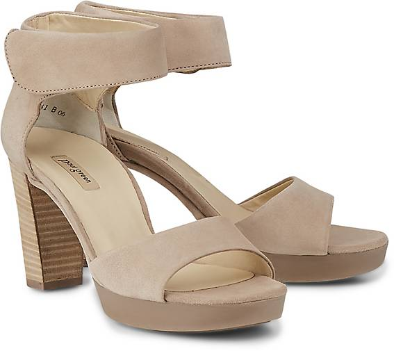 newest collection 0dabb 3c61a Velours-Sandalette