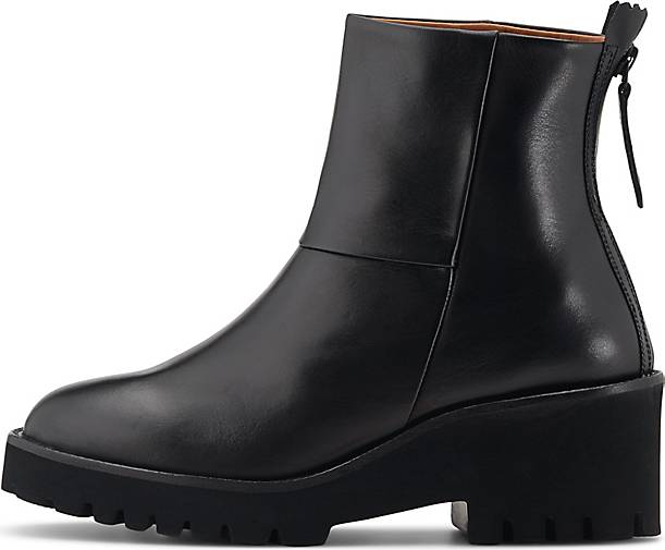 Paul Green Zipper-Stiefelette