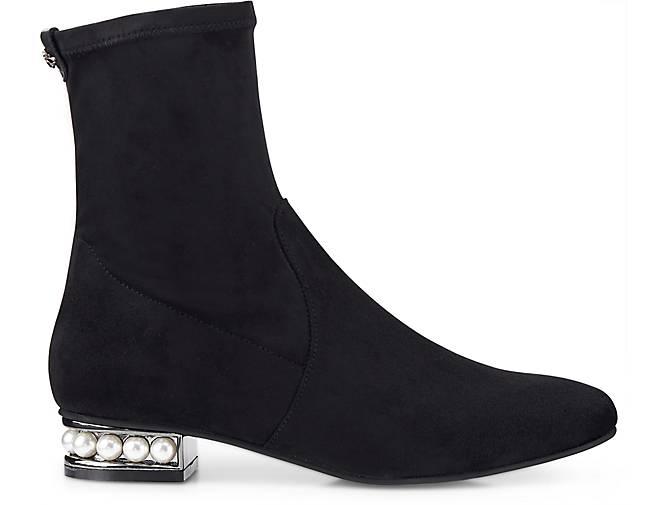 Pedro Miralles Nubuk-Stiefelette in schwarz kaufen - 47742801 | Schuhe GÖRTZ Gute Qualität beliebte Schuhe | ad263c
