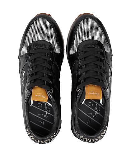 Pepe Sneaker ZION STUDS in in in schwarz kaufen - 47685901 | GÖRTZ Gute Qualität beliebte Schuhe b873ed