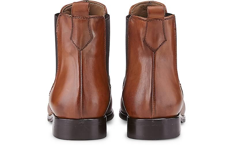 pertini chelsea boots klassische stiefeletten braun mittel g rtz. Black Bedroom Furniture Sets. Home Design Ideas