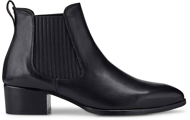 pertini chelsea boots klassische stiefeletten schwarz g rtz. Black Bedroom Furniture Sets. Home Design Ideas