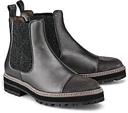 pertini schn r stiefelette boots schwarz g rtz. Black Bedroom Furniture Sets. Home Design Ideas