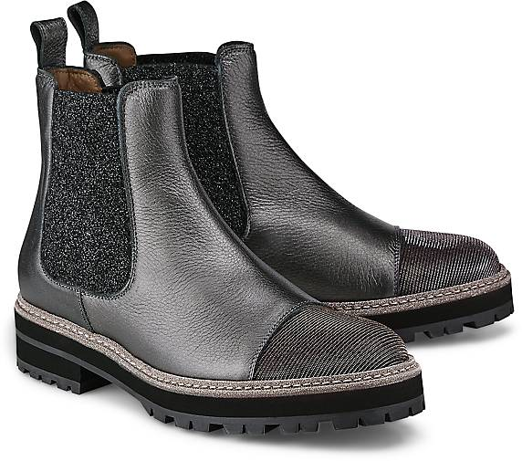 pertini chelsea boots sportliche stiefeletten silber g rtz. Black Bedroom Furniture Sets. Home Design Ideas