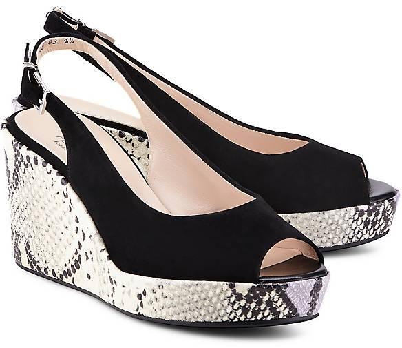 free shipping dd362 b3457 Keil-Sandalette