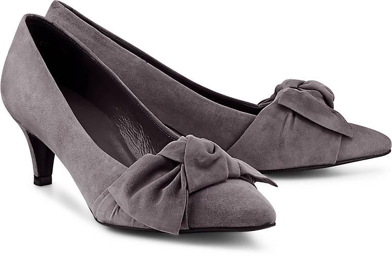 Peter Kaiser Pumps CARRY in grau-dunkel kaufen Gute - 47230003 | GÖRTZ Gute kaufen Qualität beliebte Schuhe 6c30b8