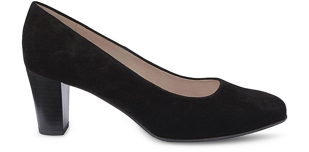 Peter Kaiser schwarz Pumps DOREA PLUS in schwarz Kaiser kaufen - 41697101 | GÖRTZ Gute Qualität beliebte Schuhe 32b46a