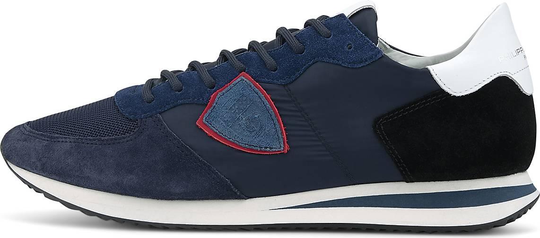 Philippe Model Sneaker TRPX LOW MANMONDIAL_VERT
