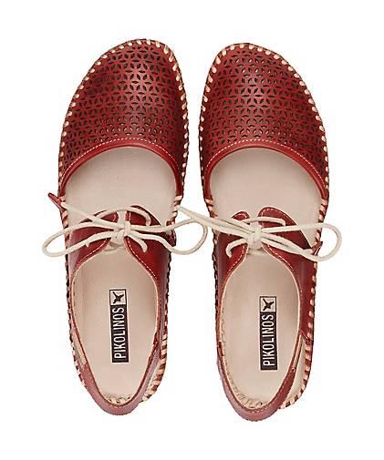 Pikolinos Ballerina P.VALLARTA in in P.VALLARTA rot kaufen - 48246201 GÖRTZ Gute Qualität beliebte Schuhe 2433f1