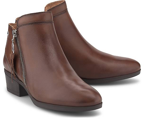 Leder Boots DAROCA