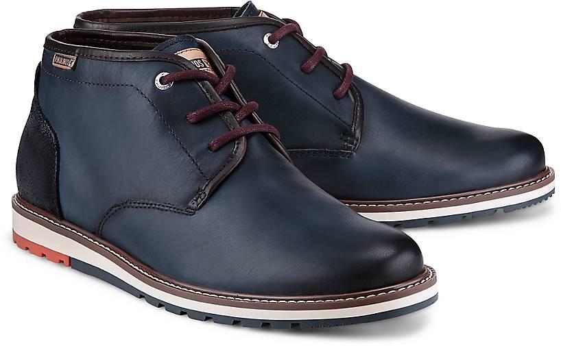 Pikolinos Schnürer BERNA in blau-dunkel kaufen - 47799201 GÖRTZ Gute Qualität beliebte Schuhe
