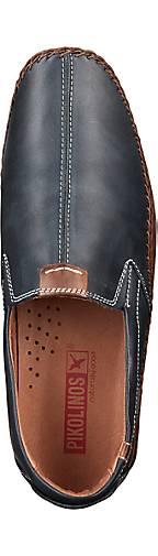 Pikolinos blau-dunkel Slipper PUERTO RICO in blau-dunkel Pikolinos kaufen - 44113201 | GÖRTZ Gute Qualität beliebte Schuhe b7cb3c