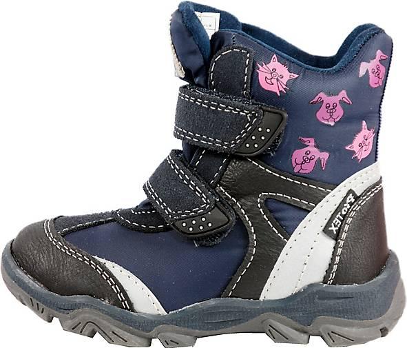 Pio Boots Pio mit Klettverschluss