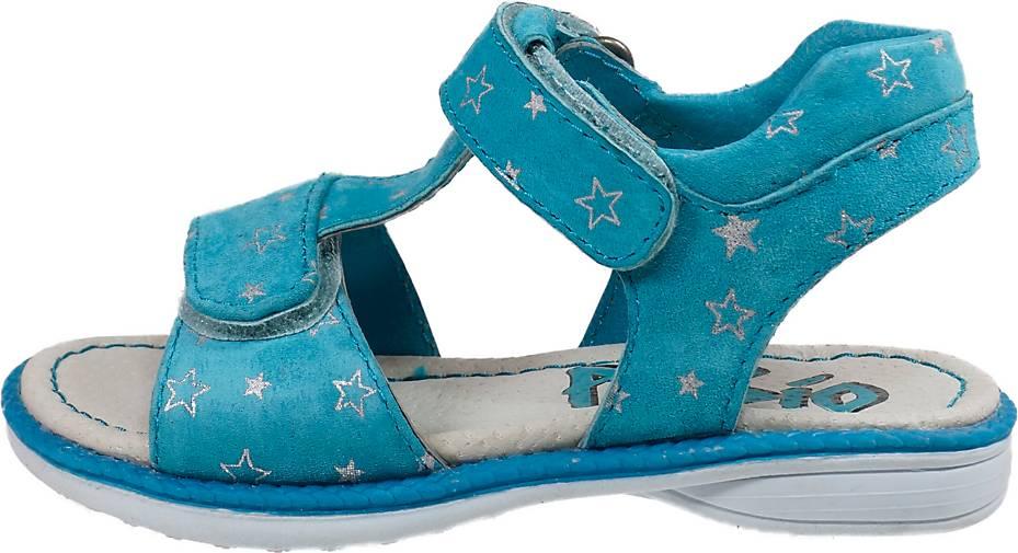 Pio Sandale Mädchensandale Glittersterne