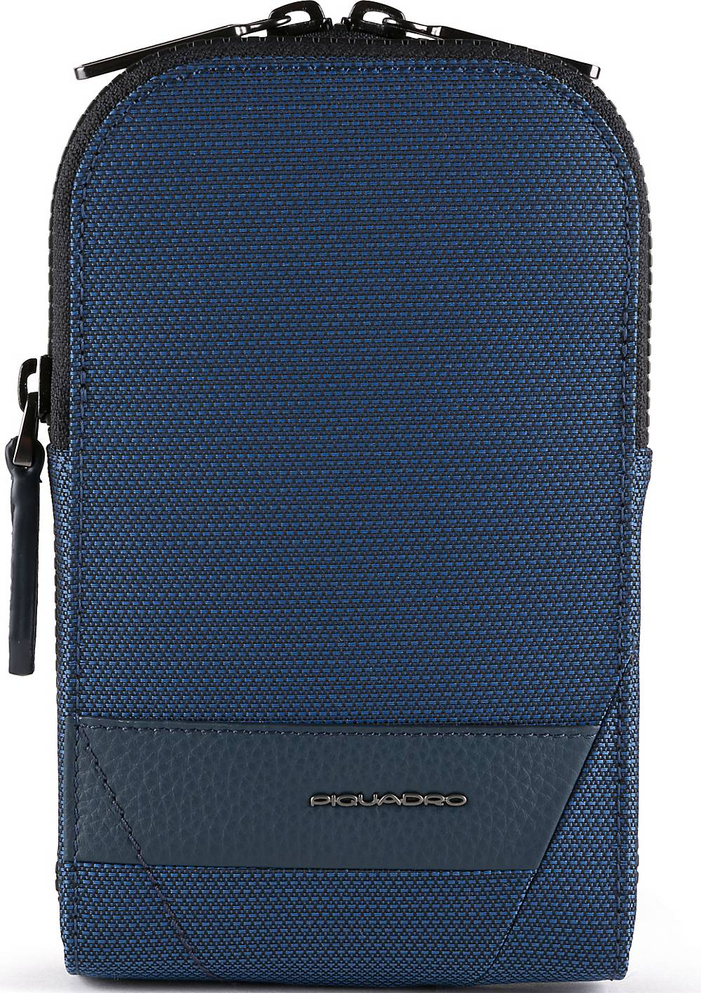 Piquadro, Trakai Handytasche 11 Cm in blau, Handyhüllen & Zubehör für Damen