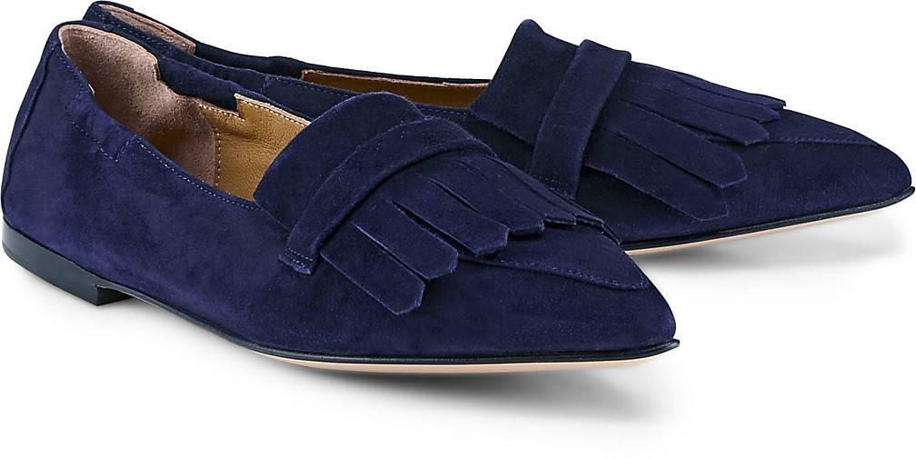 Pomme Pomme Pomme D´Or Ballerina GRACE in blau-dunkel kaufen - 47120301 GÖRTZ Gute Qualität beliebte Schuhe f48321