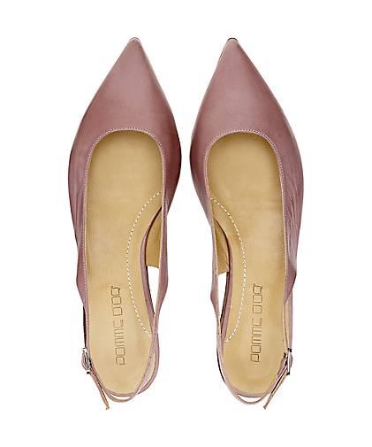 Pomme D´Or Ballerina 47120701 INGRID in rosa kaufen - 47120701 Ballerina | GÖRTZ 8fc8c3