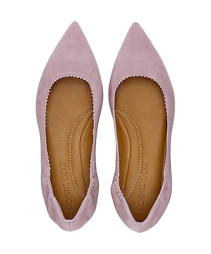 Pomme D´Or Ballerina INGRID in in in Rosa kaufen - 48334102 GÖRTZ Gute Qualität beliebte Schuhe a96971