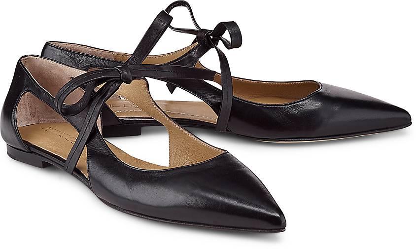 Pomme D´Or Ballerina INGRID in schwarz schwarz schwarz kaufen - 47120801 | GÖRTZ c7113d