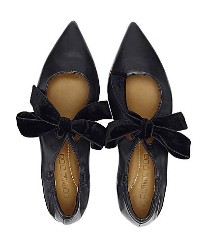 Pomme D´Or - Ballerina INGRID in schwarz kaufen - D´Or 47648901 | GÖRTZ 81ea96