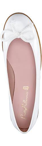 Pretty Ballerinas Ballerina ROSARIO 46338801 in weiß kaufen - 46338801 ROSARIO | GÖRTZ ba1ee5