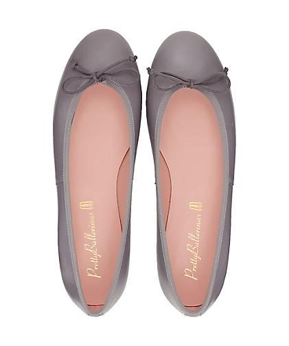 Pretty Ballerinas Ballerinas in grau-hell GÖRTZ kaufen - 47815101   GÖRTZ grau-hell 265145