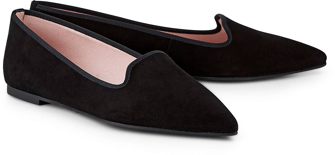Pretty Ballerinas Leder-Slipper